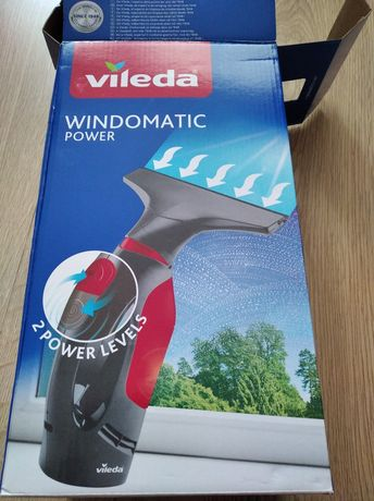 Vileda windomatic power nowy