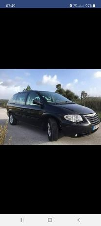 Chrysler Grand Voyager 2.5CRD Limited