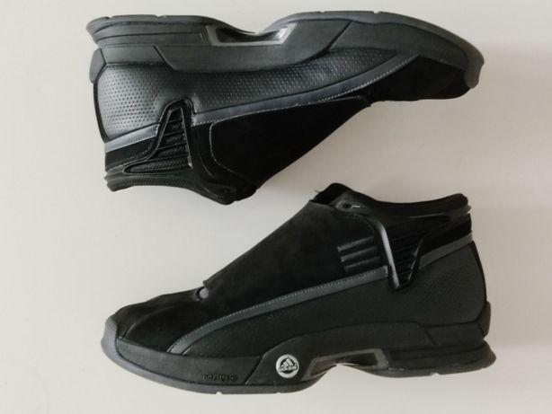 NOWE Vintage Buty Adidas Koszykówka Rzep Rare 2001