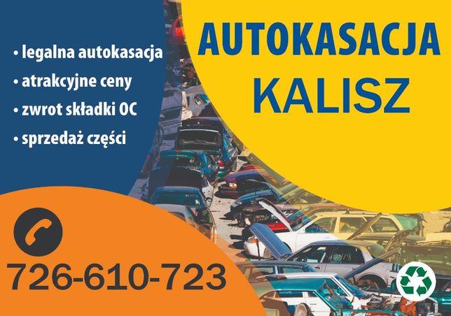 Legalna Autokasacja, Skup aut, Zlomowanie pojazdow, Kasacja samochodów