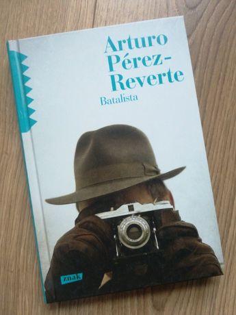 Batalista Arturo Perez-Reverte