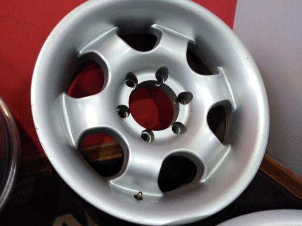 Felgi aluminiowe 16 Pajero 6x139.7. ET 0