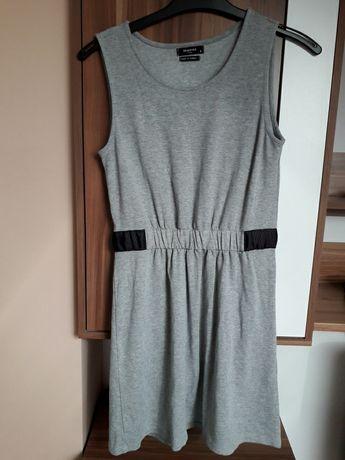 Reserved 36 sukienka dresowa