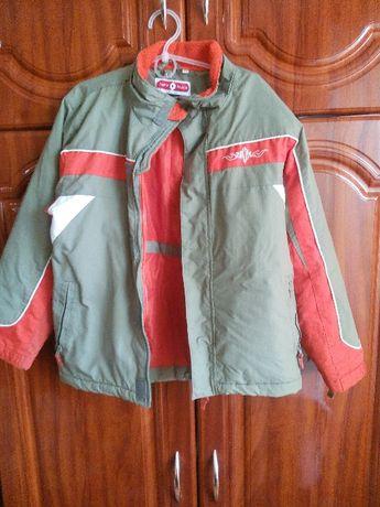 Куртка для хлопчика р.146 весна-осінь