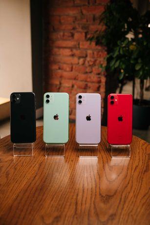 iPhone 11 64Gb ВСЕ ЦВЕТА (рассрочка под 0%)