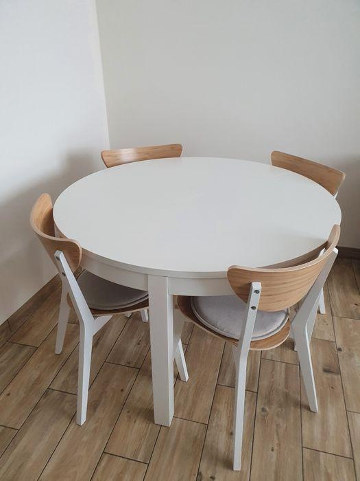 Stół okrągły z krzesłami Czersk - image 1