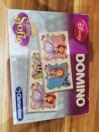 """Gra - Domino Jej Wysokość Zosia"""" / Disney Sofia"""
