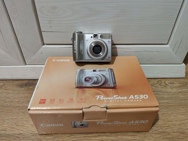 Фотоапарат Canon PowerShot A530