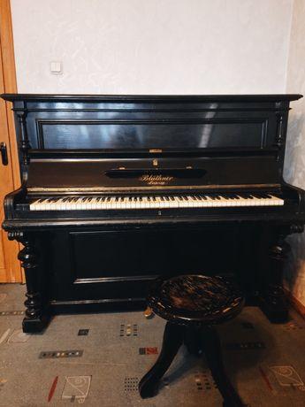 Фортепиано Bluthner / Блютнер (антикварное)