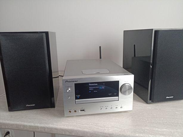 Pioneer XC-HM 81-S Zestaw stereo, micro wieża