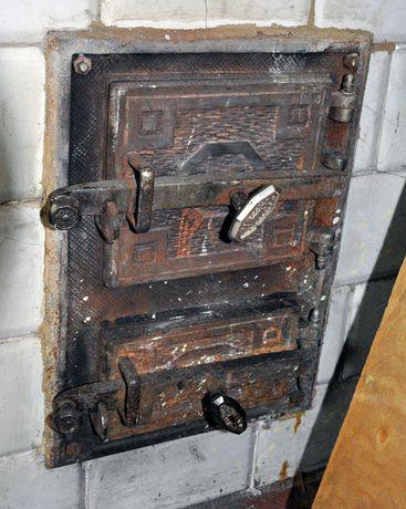Drzwi drzwiczki do pieca kaflowego