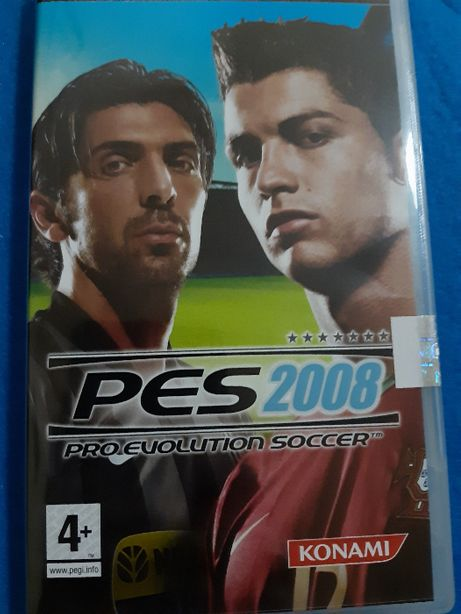 PES 2008 (PSP)