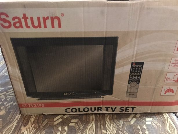 Телевизор Saturn ( не рабочий)