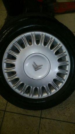 """Felgi aluminiowe Citroen Oryginalne 16"""" 6,5J Et26 4x108"""