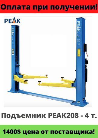 Подъёмник для сто подьемник гидравлический для авто 3,5т. РЕАК