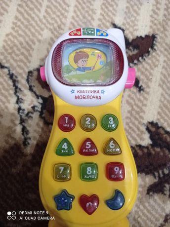 Іграшка Телефон Мобілочка