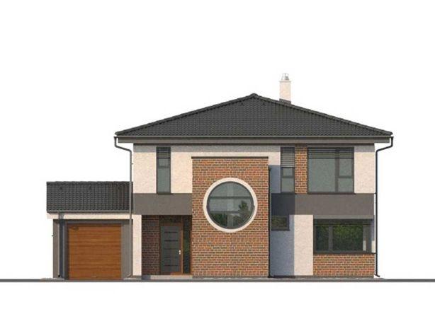 Современный проект для частного дома