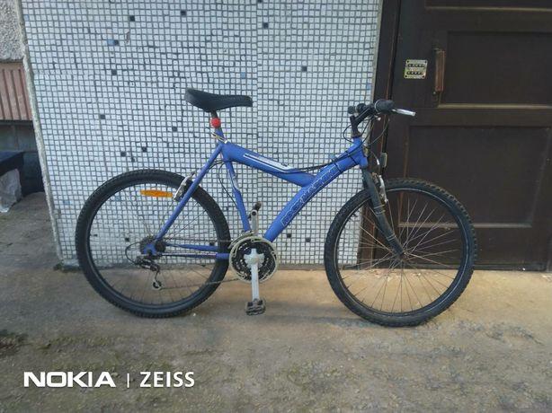 Велосипед взрослый в хорошем состоянии