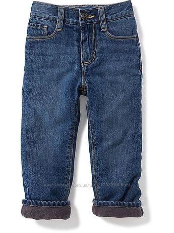 Теплые джинсы на флисе Old Navy В идеале