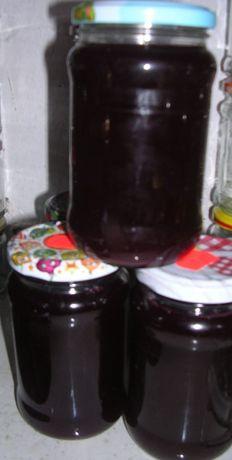 Domowy sok (syrop) wiśniowy - 385 ml