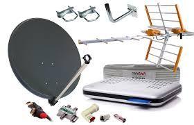 ustawienie montaż anten sat dvb-t internet lte wzmacnianie sygnału gsm