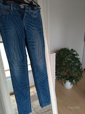 Spodnie dzinsowe 12-13 lat Tommy Hilfiger