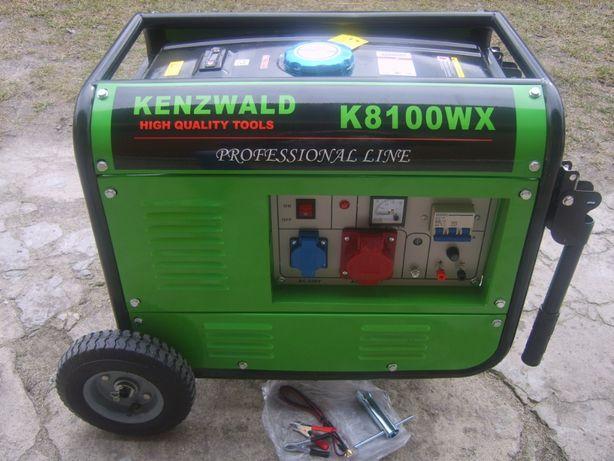 Agregat prądotwórczy KENZWALD nowy