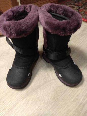 Зимние сапоги Baffin 28 р