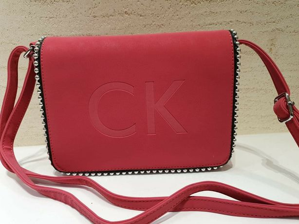 Torebka listonoszka CK Calvin Klein