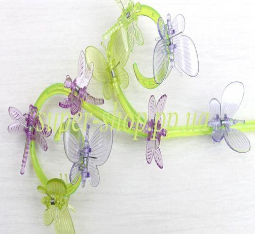 Зажимы - клипсы - прищепки для орхидей