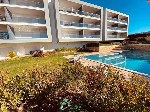 Apartamento Novo 3 Quartos em Albufeira   Vista Mar  Piscina   Varanda