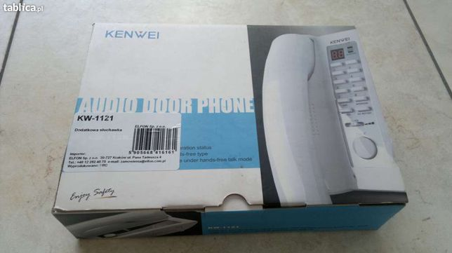Domofon KENWEI KW-1121