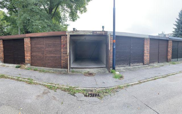 Wynajmę garaż w Krakowie