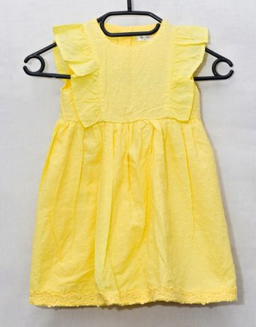 Sukienka dla dziewczynki rozm. 92 100% BAWEŁNA