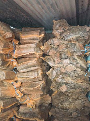 sacos de lenha de eucalipto 20 kg