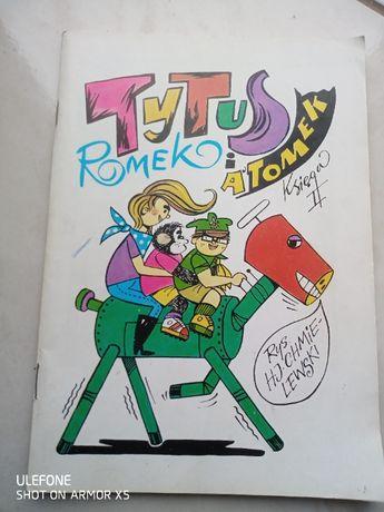 Tytus Romek i A'Tomek. Księga Il Rok 1990