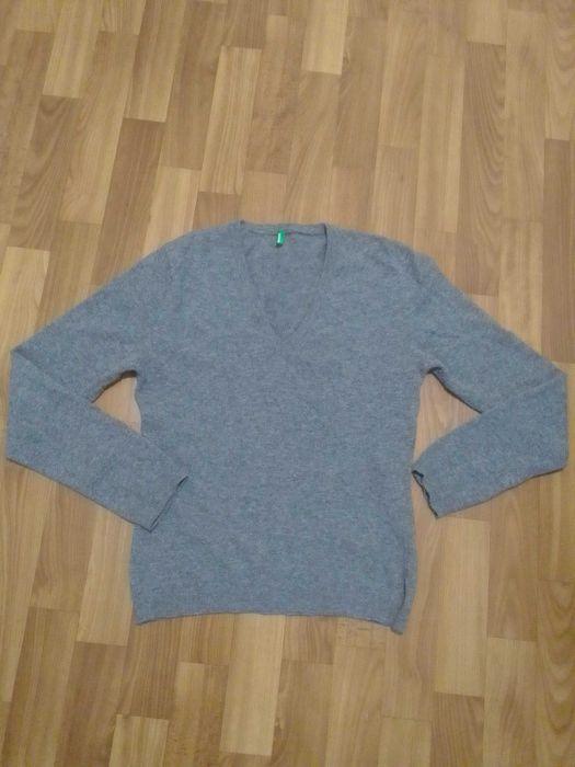 Шерстяной свитер Benetton Днепр - изображение 1