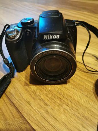 Aparat cyfrowy nicon coolpix P80