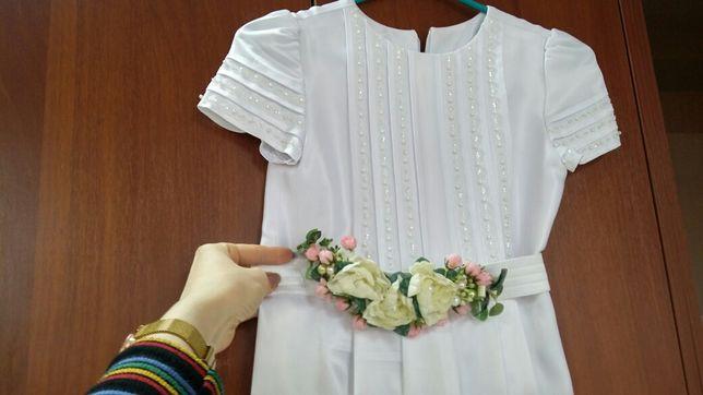 Платье, плаття нарядне.