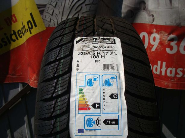 235/65 R17 Gislaved Euro Frost 5