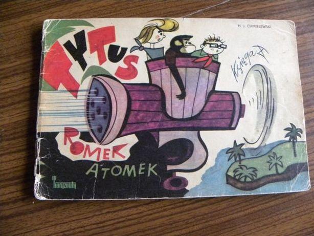 komiks Tytus Romek i Atomek księga X pierwsze wydanie HORYZONTY