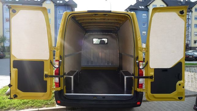 Renault Master L3H2 obicie części ładunkowej