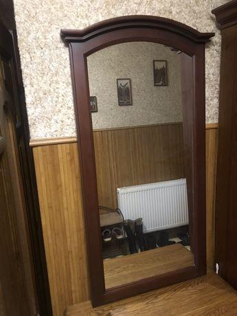 Дзеркало Зеркало BRW в спальню прихожу