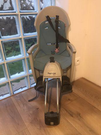 Fotelik rowerowy Hamax