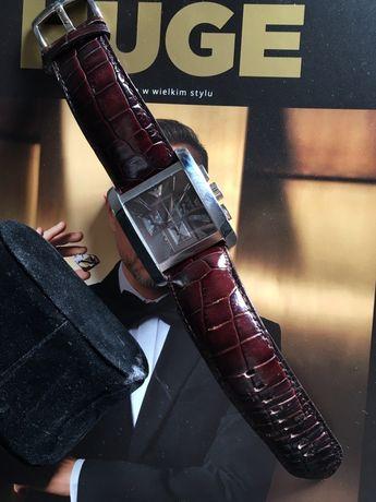 Zegarek męski Emporio Armani na pasku