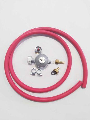 Комплекты подключения для газового баллона (пропан).