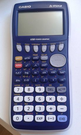 Vendo calculadora gráfica Casio