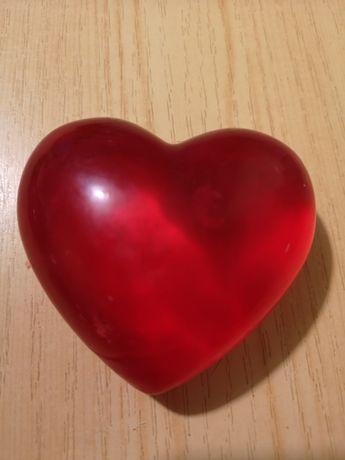 Serce z mydełka