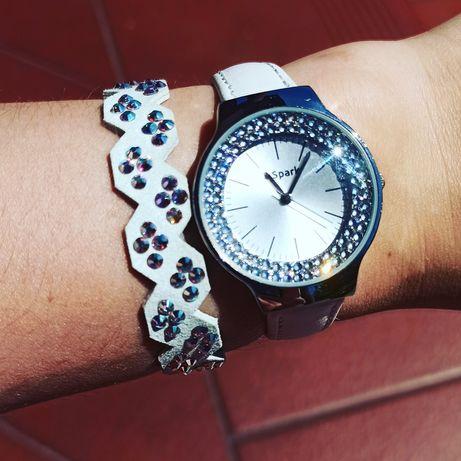 Zegarek i bransoletka Spark