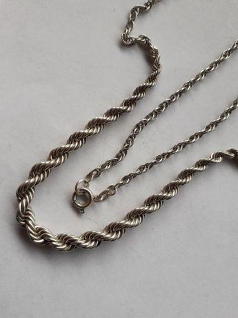 srebrny lancuszek proba 835 o187